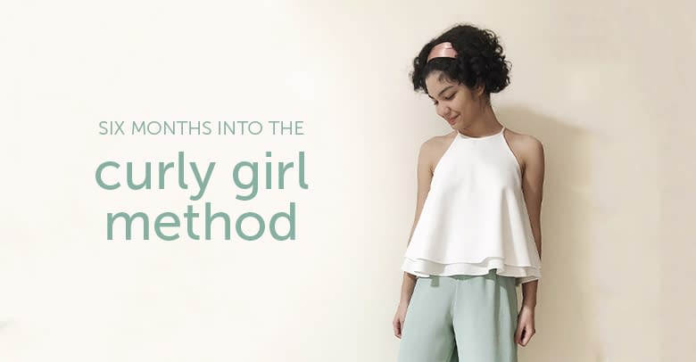 CGM Foti banner Curly Girl Method: My 6-month Curly Hair Journey in the Philippines