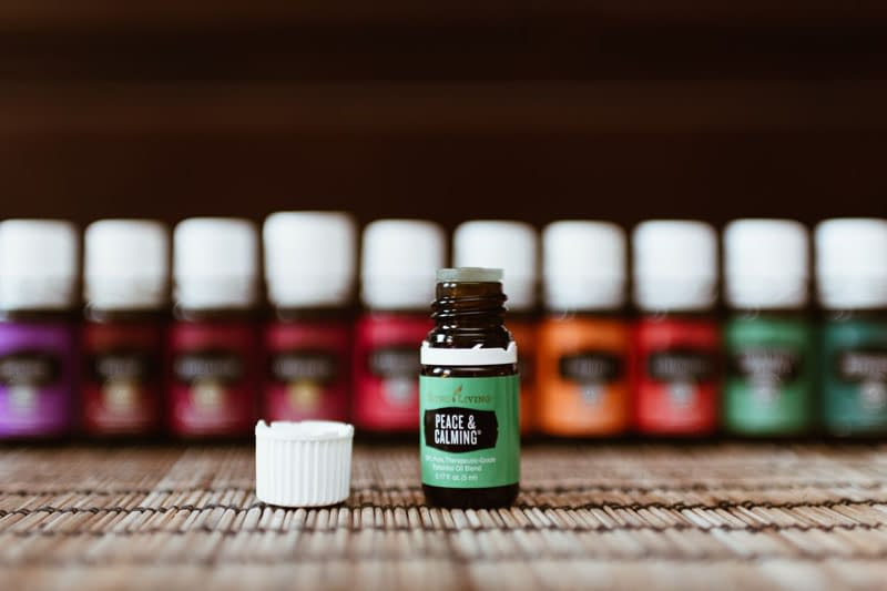 essential oils 5 Essential Yoga Props You Should Own (Plus Extras)
