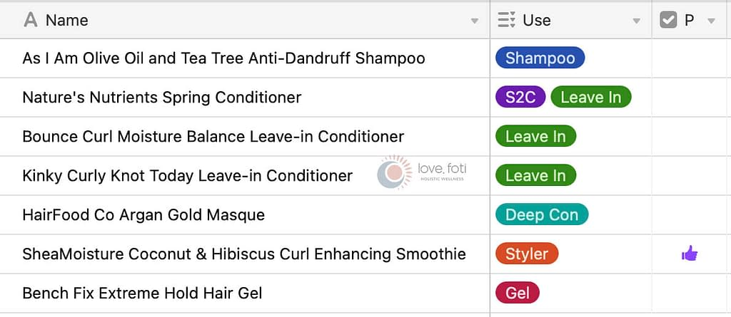 Curly Girl Method Philippines Products