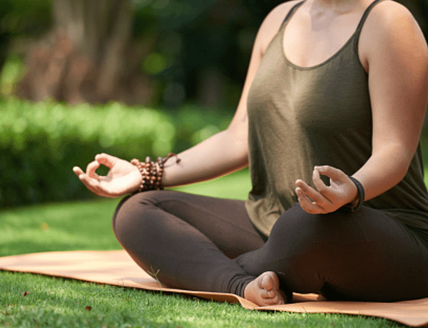 meditating lotus pose Body Positive Yoga: 5 Things You Should Know