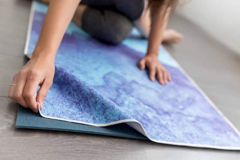 Yoga Props: Mat Towel